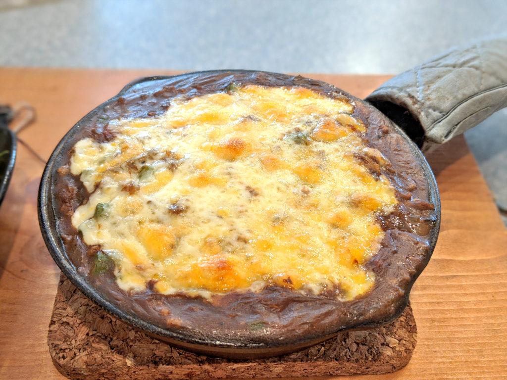 焼チーズカレーアップ