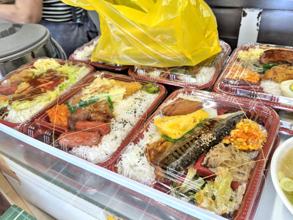 400円弁弁当