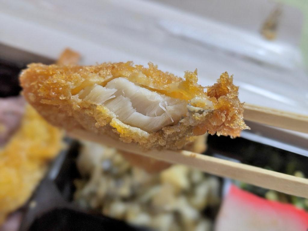 白身魚フライ