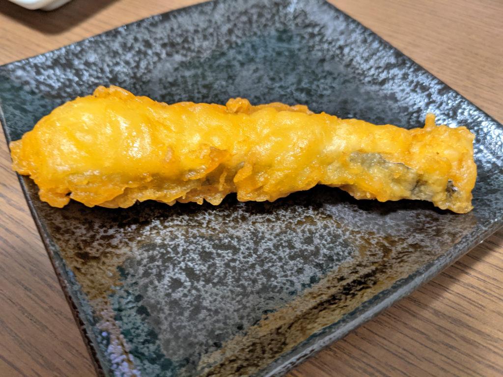 さかな天ぷら