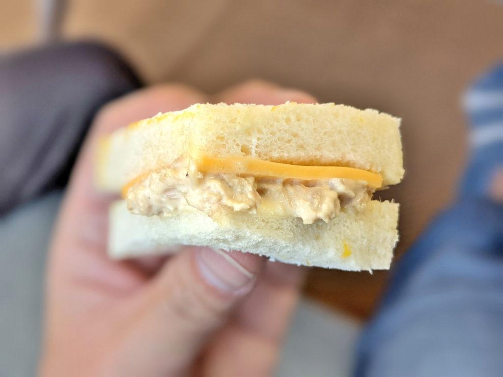 ツナ&チーズ