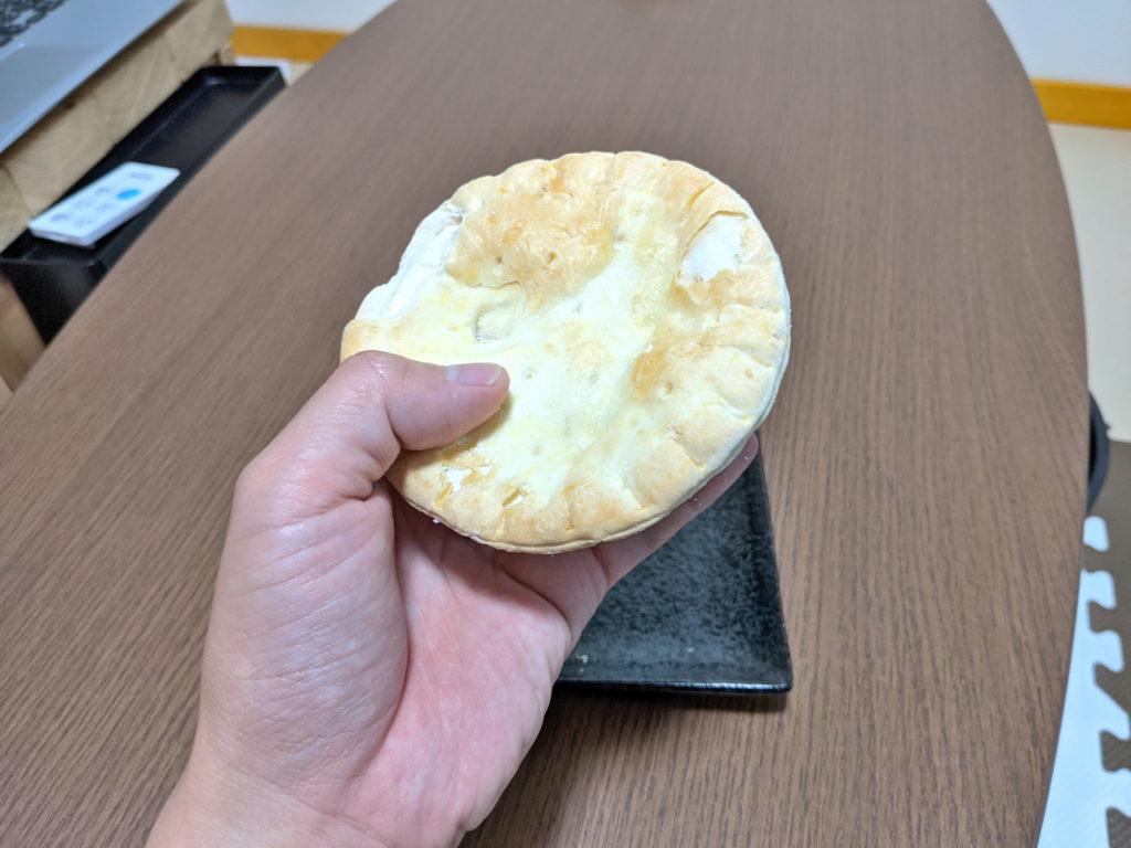 アップルパイの大きさ