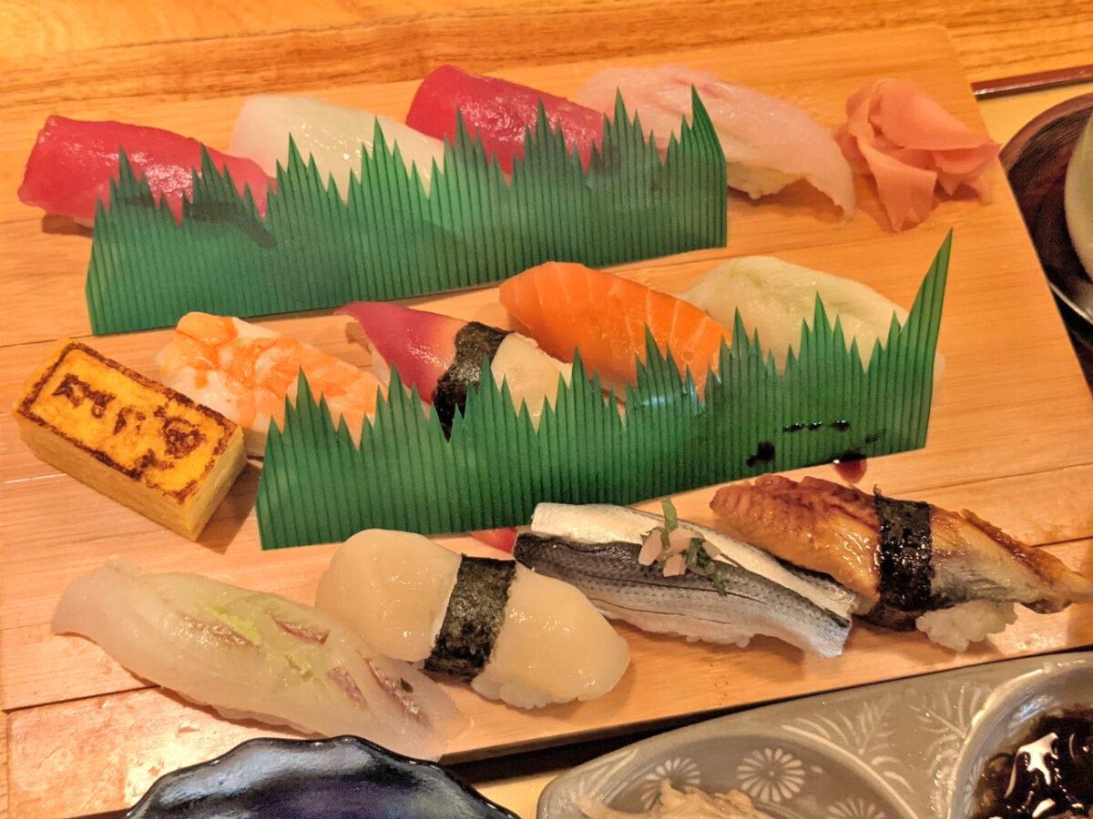 にぎり1.5 寿司