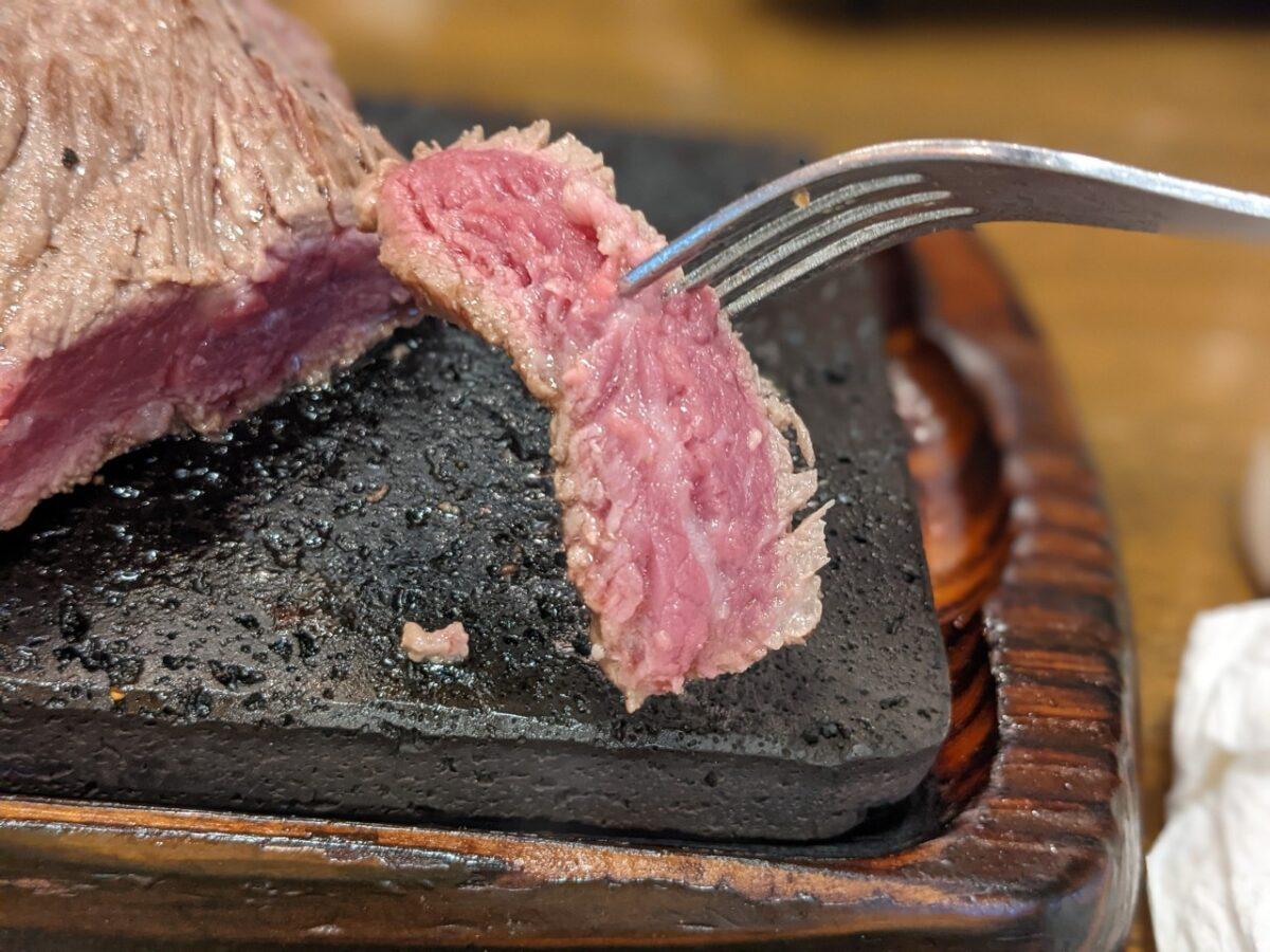 カットしたお肉